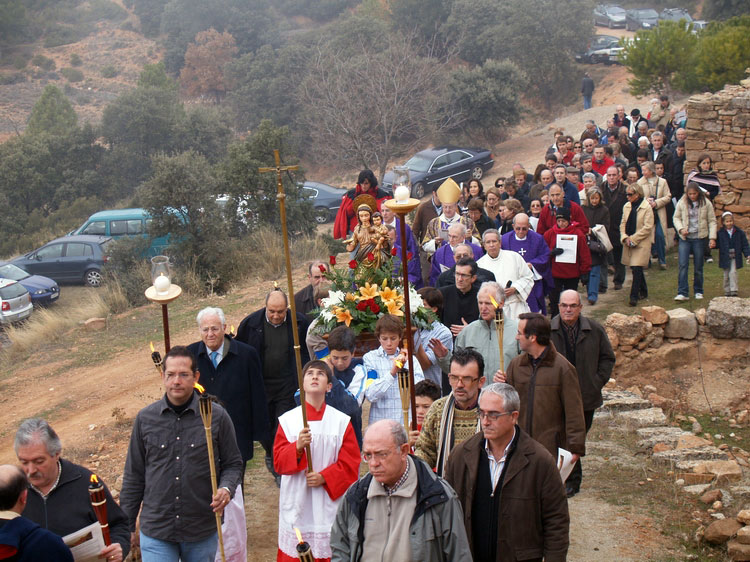 - Pilgrimage in Pallerols